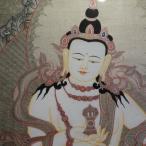【仏画(タンカ)】金剛薩た 仏像 仏画【送料無料】