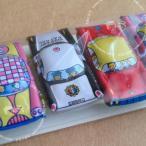 【ブリキのおもちゃ】ブリキの豆カーセット 10台入り ★デッドストック★