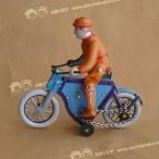 【ブリキのおもちゃ】ブリキの自転車少年