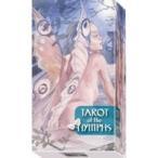 タロット オブ ザ ニンフ 繊細な水彩で描かれた美しき妖精たち 幻想的タロットカード
