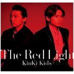 KinKi Kids The Red Light(初回盤A CD+DVD)(先着特典 A4クリアファイルA付き)