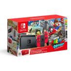 Nintendo Switch スーパーマリオ オデッセイセット(11月1日出荷分 予約 キャンセル不可)