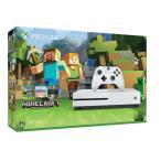 Xbox One S 500GB (Minecraft 同梱版)(2月2日出荷分 予約 キャンセル不可)