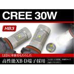 クラウンアスリート 200系 GRS20# ハイビーム CREE XB-D搭載 LED 30W HB3