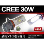 インプレッサ(WRX以外) GD系 中期 フォグランプ CREE XT-E LED 30W HB4