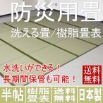畳 防災用畳 洗える畳 軽量 日本製