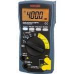SANWA デジタルマルチメータ バックライト搭載 三和電気計器(株) (CD771) (326-0879)