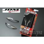 JDM ドアミラーウインカーリム ブラッククローム スバル WRX STI H26.8〜 VAB 全車対応