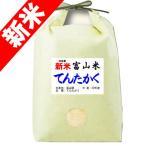 30年産 新米 富山産 てんたかく 5kg 送料無料 玄米 白米 7分づき 5分づき 3分づき お好みに精米します