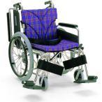 車椅子 (車いす、車イス)折り畳みアルミ自走用車椅