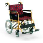 車椅子 車いす 車イス アルミ介助用 モジュール BM