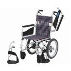アルミ介助車いす NEO-2W 座幅42cm (車椅子 軽量