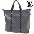 ルイヴィトン ビジネスバッグ ダミエ グラフィット 仕事 メンズ  Louis Vuitton LV1914