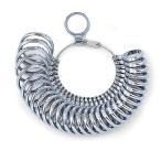 【送料無料】国際規格 1〜30号 リングゲージ 指のサイズ 指輪のサイズ 指輪ゲージ プロ仕様 リングサイズ ペアリング 結婚指輪 婚約指輪 プレゼント