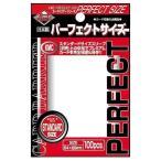 KMC カードバリアー100 パーフェクト 100枚 カードスリーブ