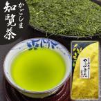 知覧茶 やぶきた 100g 緑茶 茶葉 日本茶 煎茶 お茶の葉