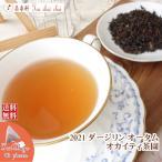 紅茶 ティーバッグ:40個 ダージリン:オークス茶園 ファーストフラッシュ SFTGFOP1 CH Organic EX3/2015 茶葉 リーフ 送料無料