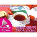 紅茶 ティーバッグ:10個 アッサム:スリシバリ茶園 オータムフラッシュ TGFOP1 CLONAL O260/2015 茶葉 リーフ 送料無料
