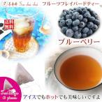 紅茶 ほんのり香るブルーベリー・フルーツ・フレーバード・ティーバッグ 10個  送料無料