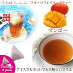 紅茶 マンゴー・フルーツ・フレーバード・ティーバッグ 10個  送料無料