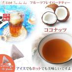 紅茶 ココナッツ・フルーツ・フレーバード・ティーバッグ 40個  送料無料