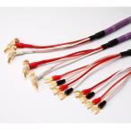 【お取り寄せ商品】ORB スピーカーケーブル(Y端子(AMP)+バナナ端子(SP) バイワイヤー 3m)   INNOVA TS7 YBB3