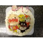 ショートケーキ アン キャラクターケーキ デコレーションケーキ 直径15cm5−6名様サイズ