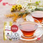 ショッピング紅茶 ダージリン&セイロン 100個入 2袋