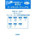 外部診断機によるECUデータモニターマニュアル Vol.1編
