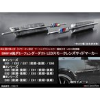 BMW M風ダミーダクト LEDサイドマーカー E81/E82/E87/E88/E90/E91/E92/E93/E60/E61 FZ077