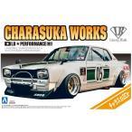 アオシマ 1/24 リバティウォークシリーズ No.14 LB・ワークス チャラスカ2Dr プラモデル