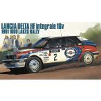 1/24 ランチア デルタ HF インテグラーレ 16v 1991 1000湖ラリー ハセガワ 20289