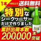 【Yahoo売れ筋1位獲得!】 シークワーサー ジュース 500ml