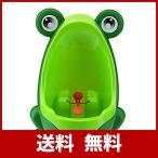立ってする トイレトレーニング 可愛いカエル型 小便器 男の子用 おまる 男児 おまる便器 取り付け 使い方 簡単 トイレ 練習 赤ちゃん 子供 (グ
