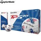 テーラーメイド TP5 pix USA デザイン ゴルフボール US 1ダース 2019