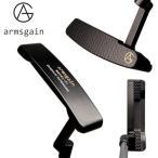 アームスゲイン armsgain Model-01 パター ガンブルー(黒染め) 限定モデル