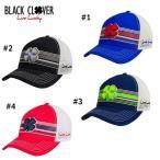 Black Clover ブラッククローバー Pipeline Luck パイプライン ラック メッシュキャップ US