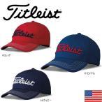 Titleist TH7ACS-P06 タイトリスト コントラストステッチ ゴルフキャップ US