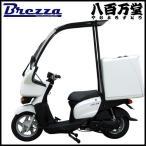 新車 Brezza(ブレッサ) YAMAHA ヤマハギアにルーフキットとリアボックス[ML-1]を取り付けた完成車です