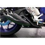 ★送料無料★(サクラ工業)  PRUNUS スリップオンマフラー MT-25、MT-03、YZF-R25(ABS)、YZF-R3 ABS(Q5KSKRY01031)