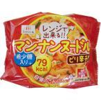 マンナンヌードル ピリ辛チゲ 12袋(糖質制限 ローカーボ ヌードル ゼンパスタ)