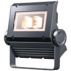 岩崎電気 ECF0396L/SAN8/DG (ECF0396LSAN8DG) LED投光器 レディオックフラッドネオ 30クラス(旧40W) 広角 電球色 ダークグレイ