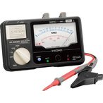 日置電機 HIOKI     IR4032-10    3レンジ絶縁抵抗計 テストリード付 125/250/500V 『IR403210』