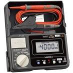 日置電機 HIOKI  IR4051-10  5レンジ絶縁抵抗計 スイッチなしリード付属 50/125/250/500/1000V  『IR405110』