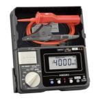 日置電機 HIOKI   IR4051-11   5レンジ絶縁抵抗計 スイッチ付リード付属 50/125/250/500/1000V 『IR405111』