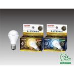 東芝 LDA5L-G-E17/S/D40W 『LDA5LGE17SD40W』 LED電球 一般形 電球色 調光器 断熱材施工器具対応