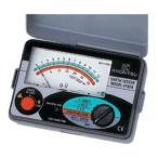共立電気計器 MODEL4102A 『4102A』 接地抵抗計 アナログアーステスタ ソフトケース付