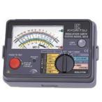 共立電気計器 MODEL6018 『6018』 アナログ絶縁・接地抵抗計 250V/500V/1000V
