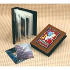 [200円割引クーポンあり]木彫レザー調 写真ファイル ArTec (アーテック) ARTEC-005228