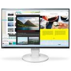 [200円割引クーポンあり]27.0型カラー液晶モニター ホワイト FlexScan(フレームレス・USB Type-C/DisplayPort/HDMI) EIZO (エイゾー、旧ナナオ) EV2780-WT